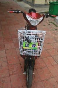 moto électrique écolo1