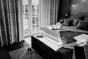 linge de lit en lin