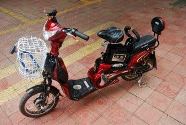 moto électrique écolo